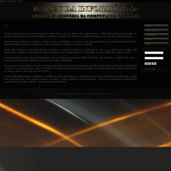Museu-informatica.com.br thumbnail