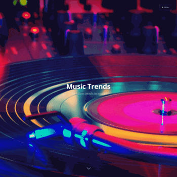 Music-trends.net thumbnail