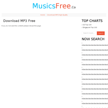 Musicsfree.co thumbnail