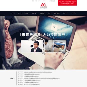 Mut.co.jp thumbnail