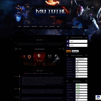 Mutotal.com.br thumbnail