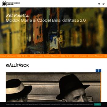 Muzeumicentrum.hu thumbnail