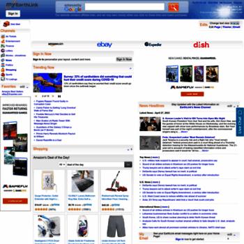My.earthlink.net thumbnail