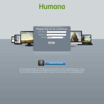 myapps humana com at WI  Netscaler Gateway
