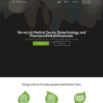 mybiotechcareer com at WI  Biotechnology Jobs