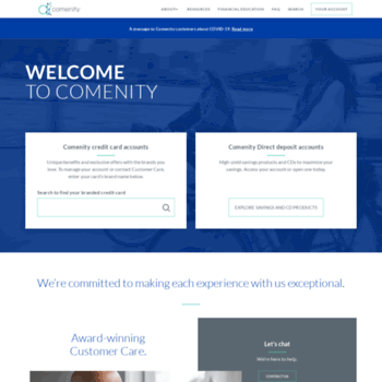mycardcare com at WI  Find Comenity Bank Account Info | Comenity