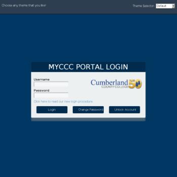 Myccccccnjedu At Website Informer Visit Myccc Cccnj