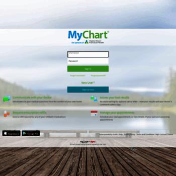 mychart catholic health net