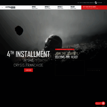 mycrysis com at WI  Crytek - video game developer, makers of CRYENGINE