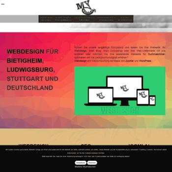 Myepoints De At Wi Webdesign Für Ludwigsburg Stuttgart