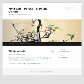 Myitv.pl thumbnail