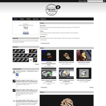 myrhinogold com at WI  The RhinoGold CAD Community