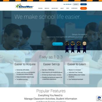 myschoolworx com at WI  Home - MySchoolWorx - Online School