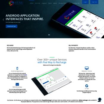 mystarec com at WI  Star Communications | Login Online | Multi
