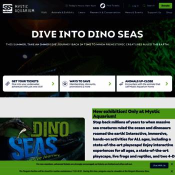 Mysticaquarium.org thumbnail
