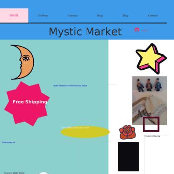 Mysticmarket.co.uk thumbnail