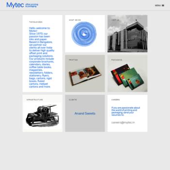 Mytec.in thumbnail