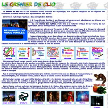 Mythologica.fr thumbnail