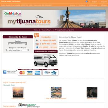 Mytijuanatours.com.mx thumbnail