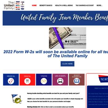 myunitedbenefits com at Website Informer  Home  Visit Myunitedbenefits