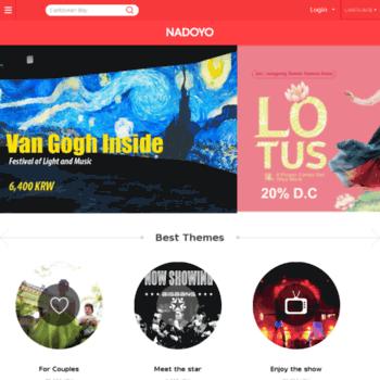 Nadoyo.kr thumbnail