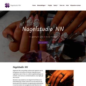 Nagelstudionn.nl thumbnail