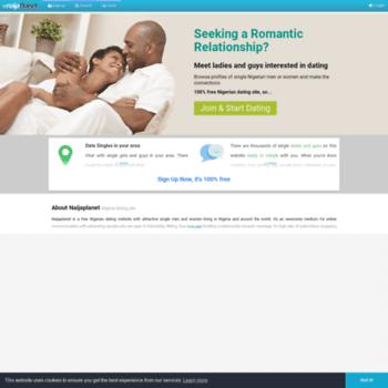 Top tien dating sites in Nigeria
