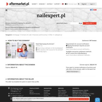 Nailexpert.pl thumbnail
