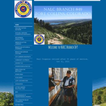 Nalcbranch849.org thumbnail