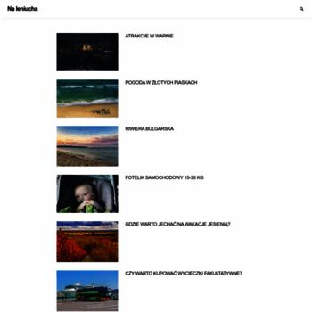 Naleniucha.pl thumbnail