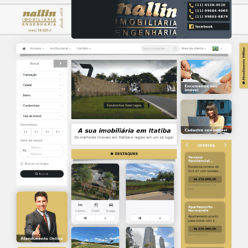 Nallin.com.br thumbnail
