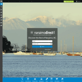 Nanaimodirect.info thumbnail