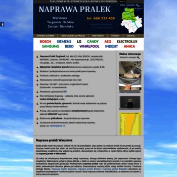 Naprawa-pralek.warszawa.pl thumbnail