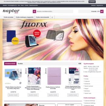 Naptar.net thumbnail