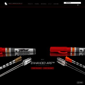 narescue com at WI  North American Rescue