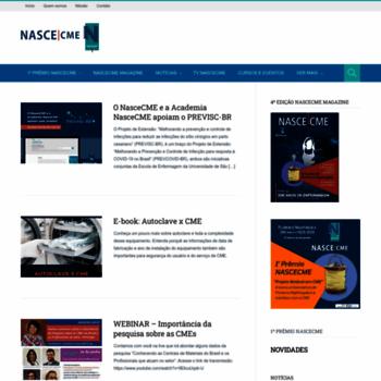 Nascecme.com.br thumbnail