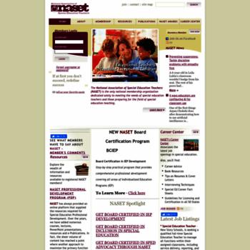 Naset.org thumbnail
