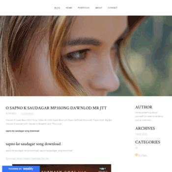 Веб сайт nasihaher.weebly.com