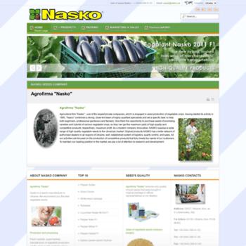 Nasko.ua thumbnail