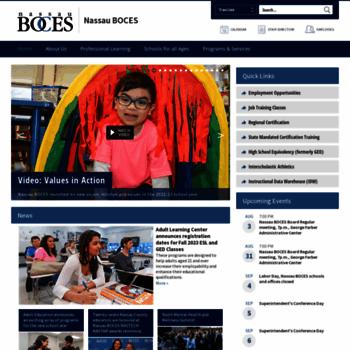 Nassauboces.org thumbnail