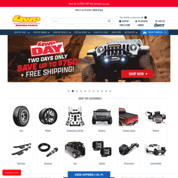 Tires Best Wheels And Tires For Jeeps Trucks 4wp 4 Wheel Parts >> National4wd Com At Wi 4wp 4x4 Off Road Truck Parts Jeep