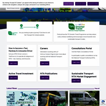 Nationaltransport.ie thumbnail