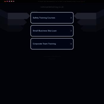 Nationwidetraining.co.uk thumbnail