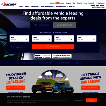 Nationwidevehiclecontracts.co.uk thumbnail