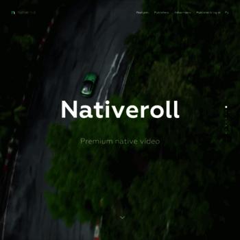 Nativeroll.tv thumbnail