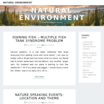 Natural-environment.co.uk thumbnail