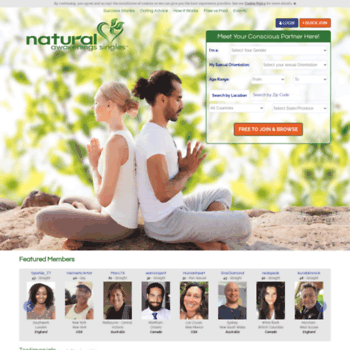 yoga dating site