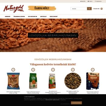 Naturgoldhungaria.hu thumbnail