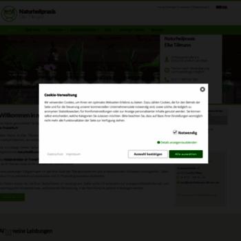 Naturheilpraxis-tillmann.de thumbnail