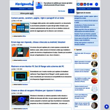 Navigaweb.net thumbnail